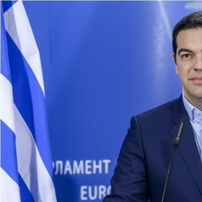Cover: The Greek crisis - Interview with Joaquín Almunia