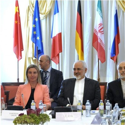 Cover: ECFR special: Iran Nuclear Talks