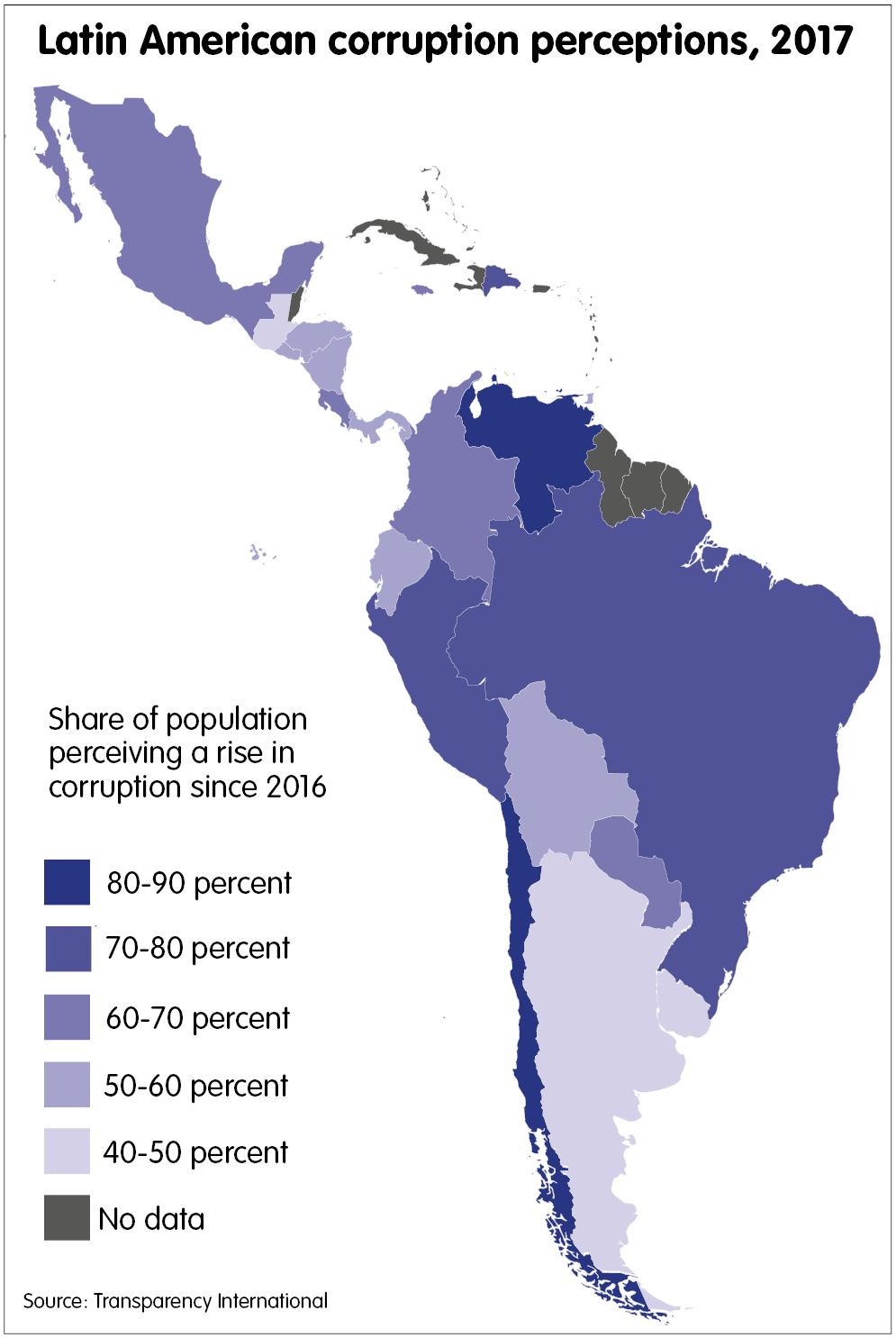 Lastly, the Trump administration has both marginalised Latin America in US  foreign policy and abandoned partnerships with states in the region in  favour of ...