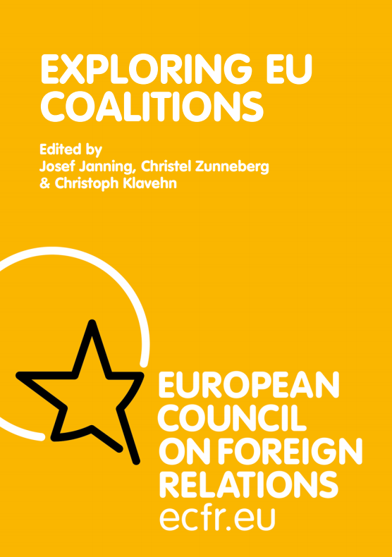 Cover: Exploring EU coalitions
