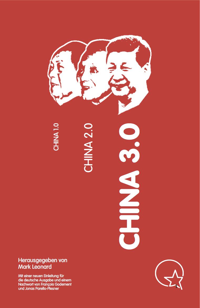 Cover: China 3.0 (Deutsche Version)