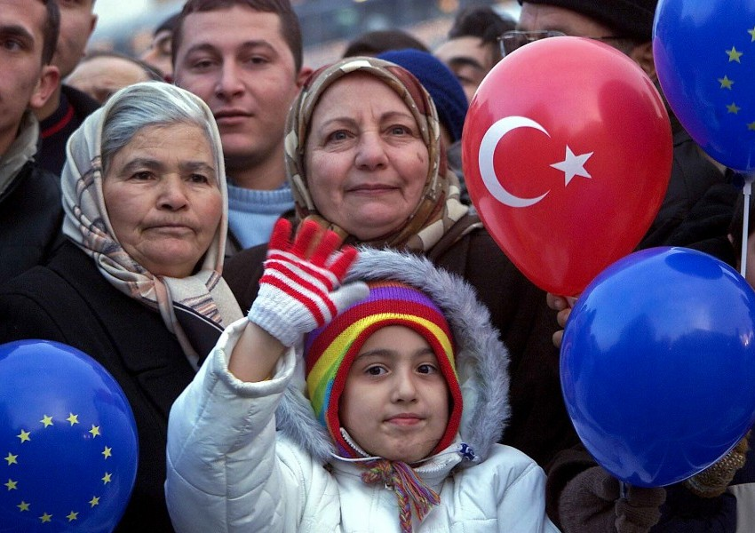 Dear Europe: Don't drop Turkey