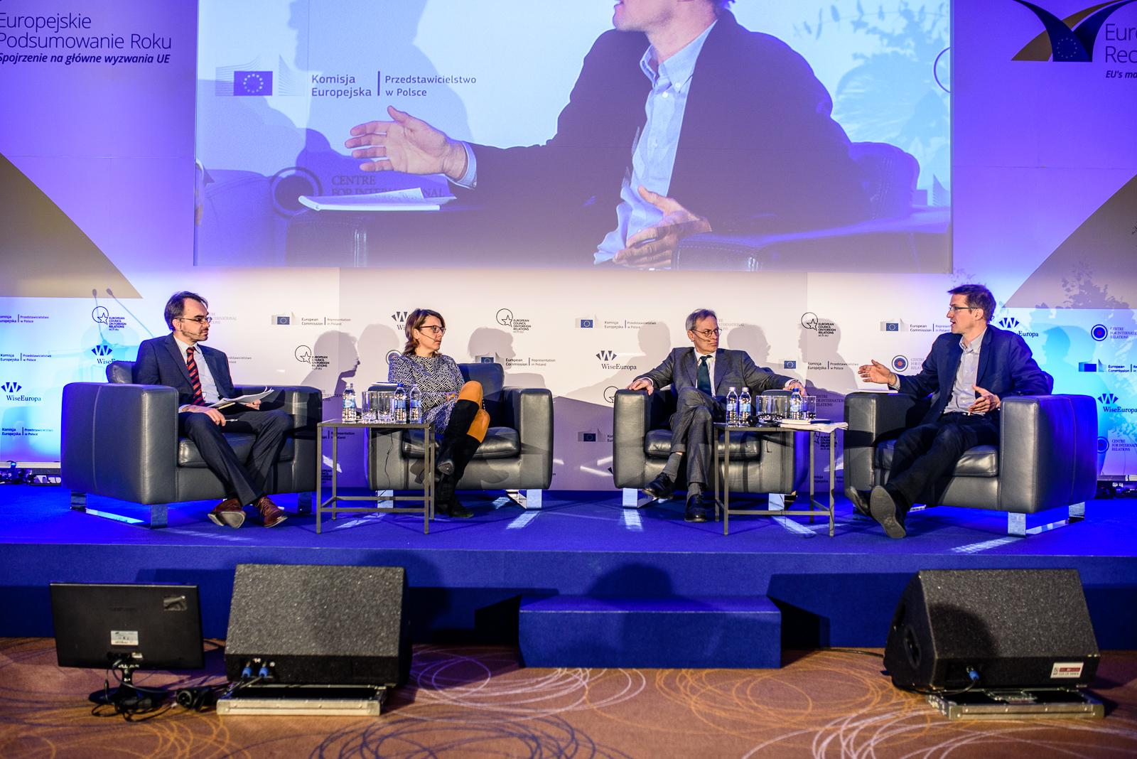 Kryzys migracyjny - test dla Europejskiej efektywności i solidarności?