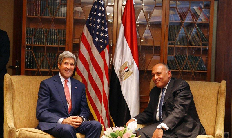 Egypt's Sisi gains leverage from the fight against the Islamic State