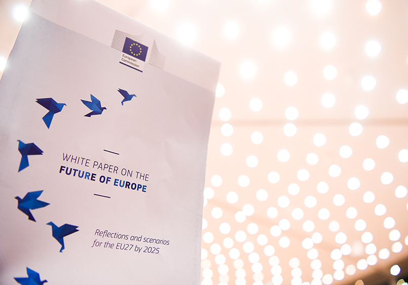 Scenarios for Europe: Deciphering Juncker's White Paper