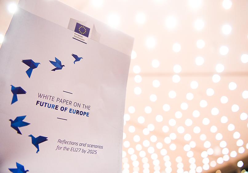 Сценрии за Европа: съгласно Бялата книга на Юнкер