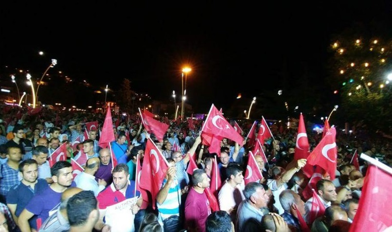 Turkey's failed coup changes nothing and yet everything