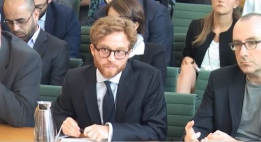 ECFR Syria expert gives evidence to parliament