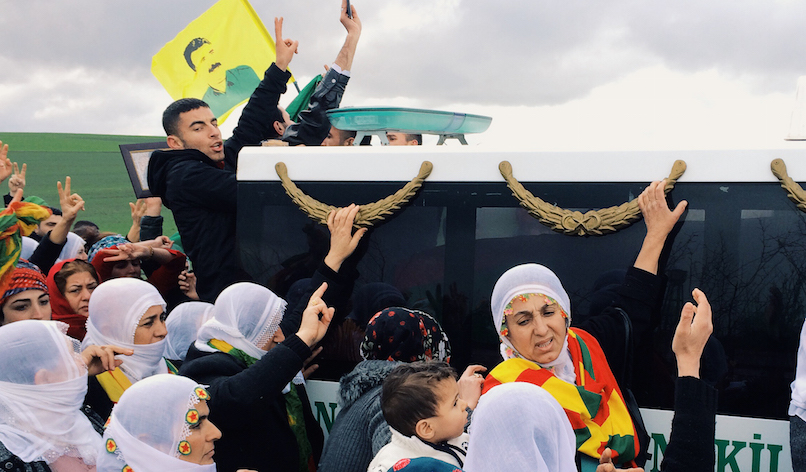 Kurds demand unity amid battle against Islamic State