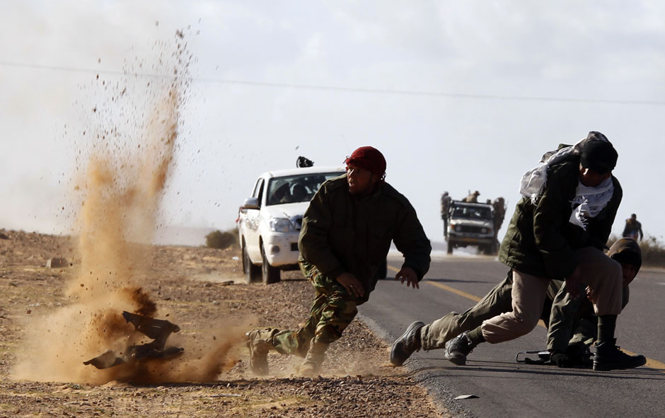 Libya, the time to avoid escalation is now