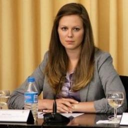 Nika Prislan, Project Coordinator, ECFR