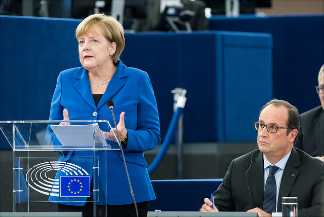 Jak Berlin przewodzi Europie: niemieckie dylematy, środkowoeuropejskie obawy