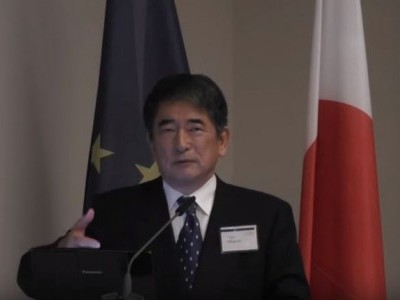 Why Japan and Europe need to work more closely together - the Japanese perspective