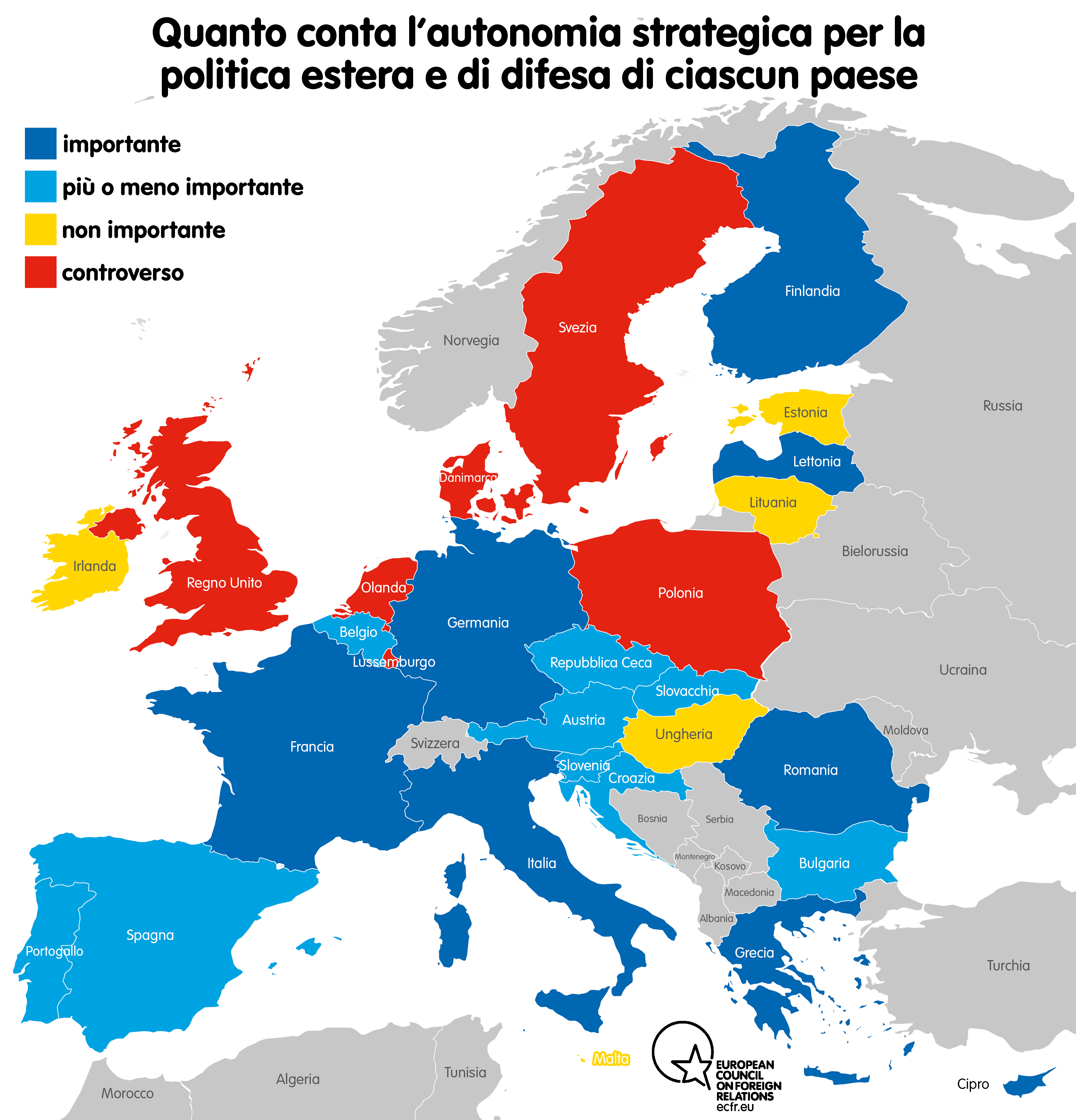 Tutti gli ostacoli dell'Autonomia strategica: perché l'Ue è divisa in due