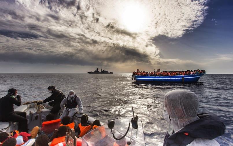 © Italian Navy/M.Sestini, UN photo