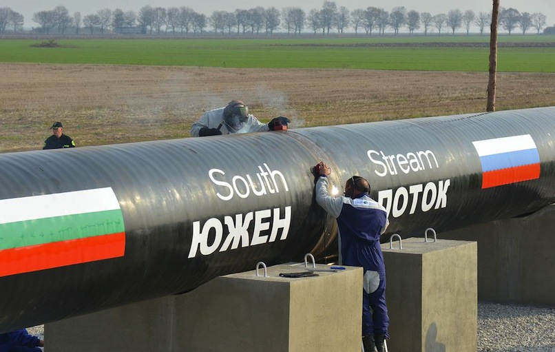 South Stream: when the periphery becomes the frontline
