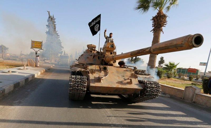 The Islamic State's regional strategy