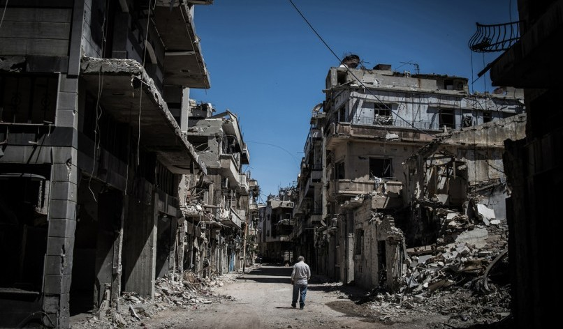 Time to play the money card in Syria