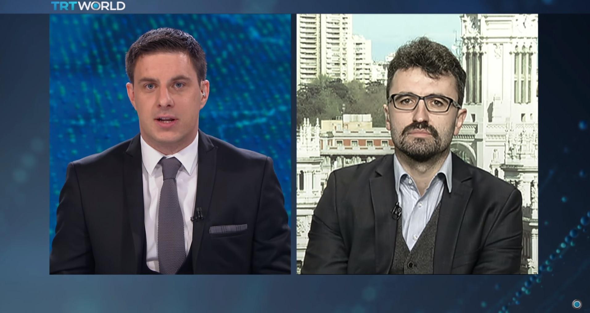 Entrevista de Francisco de Borja Lasheras sobre el estancamiento político en España