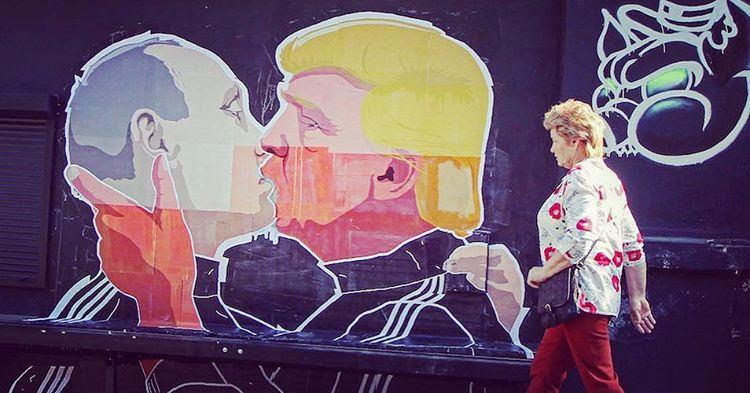 Vladimir Putin says those spreading 'fake' Donald Trump allegations 'worse than prostitutes'
