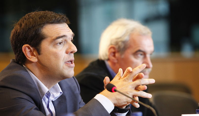 Greece, Europe, and the sovereignty axis
