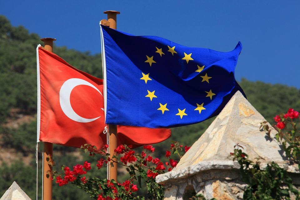 """Cover: """"La Turquie, quelles relations avec l'Europe?"""""""