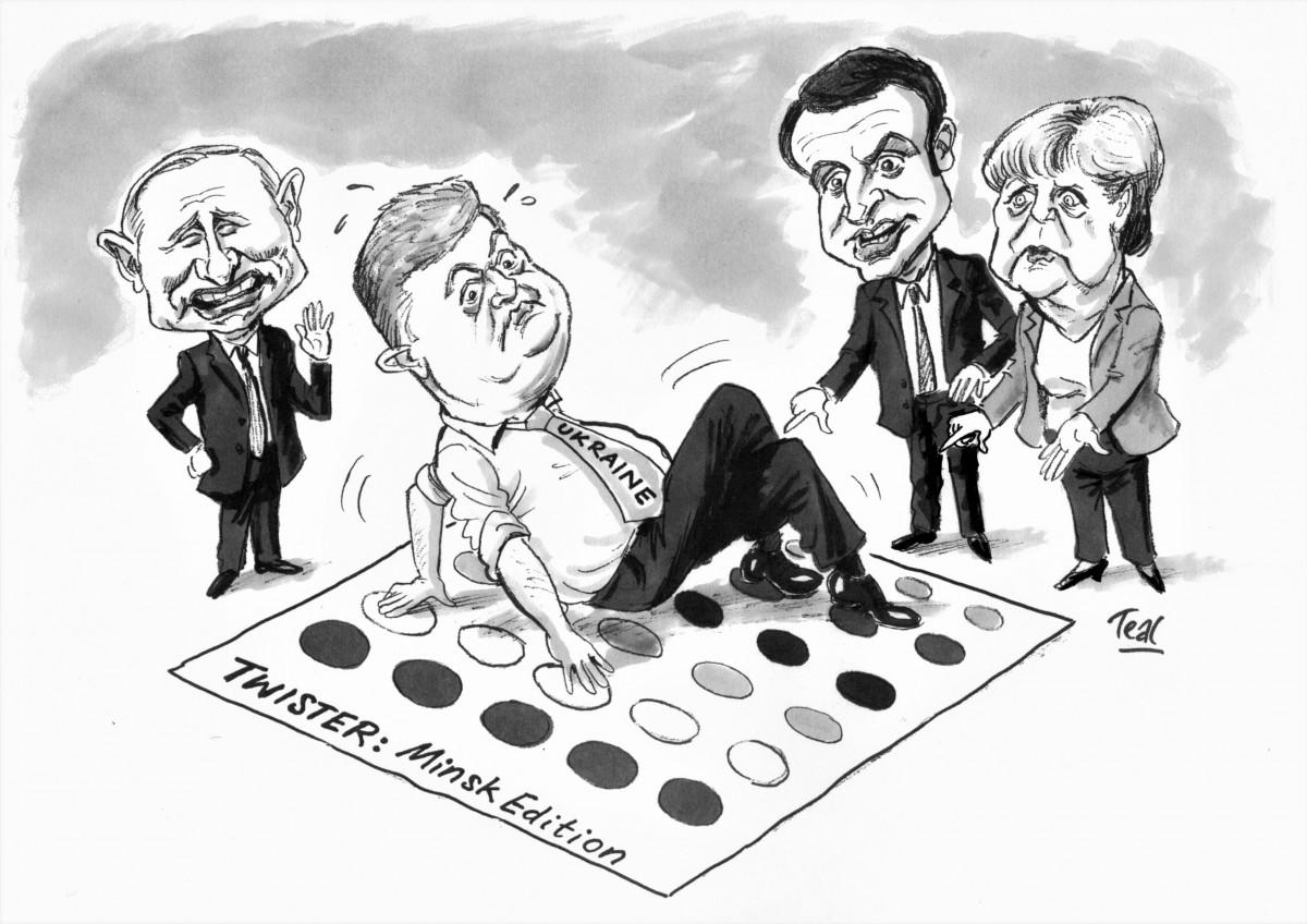El gran desenlace: cuatro escenarios apocalípticos para la política de Europa hacia Rusia