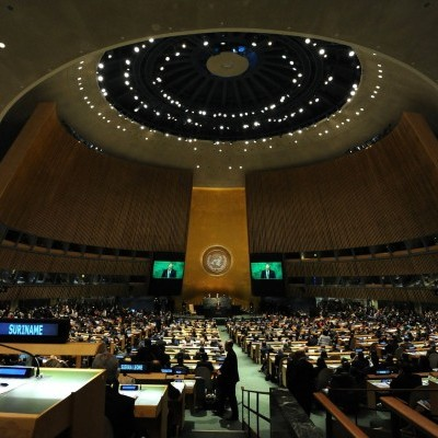 Cover: UN General Assembly 2018: What will be discussed?
