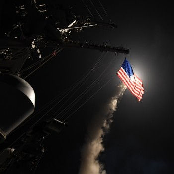 Cover: What Trump's Syria strike says about his foreign policy?