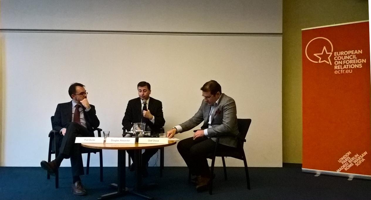 Aksamitny rozwód czy twarde lądowanie?  Europa i stosunki polsko-brytyjskie wobec Brexitu