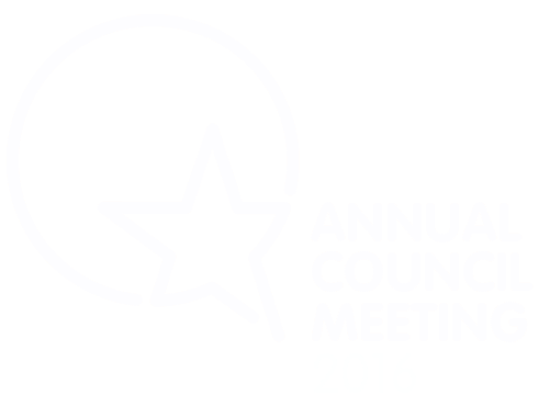 ECFR Annual Council Meeting logo