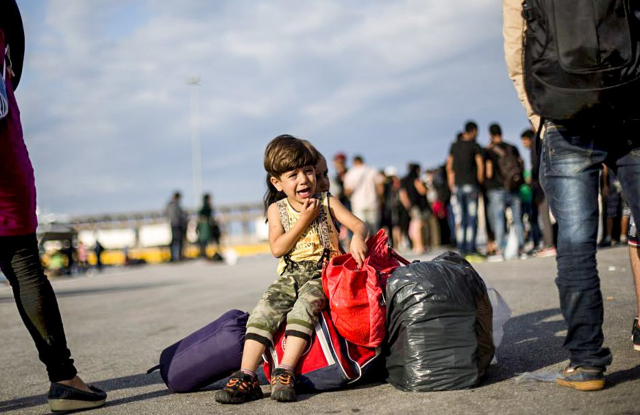 Seven worrying trends in the European refugee crisis