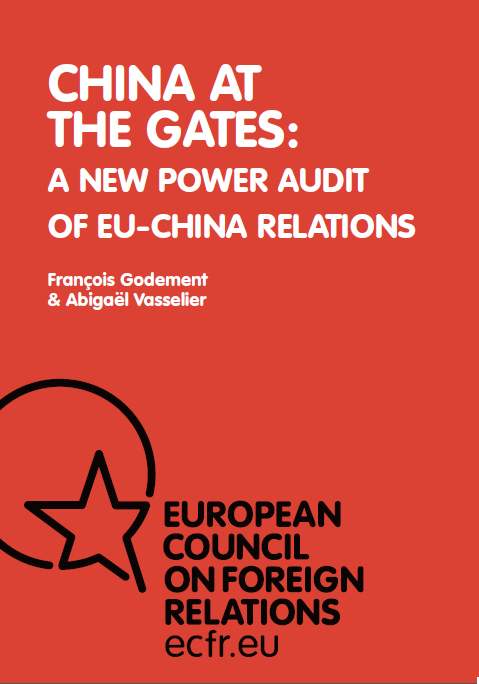 Cover: China at the gates: A new power audit of EU-China relations