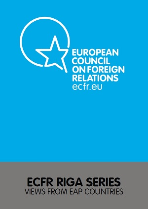 Cover: ECFR Riga series