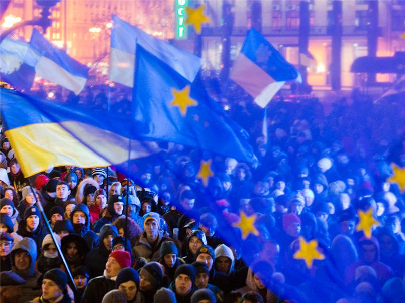 Ukraine: The case for 'voor'