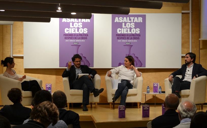 Video:  Presentación del libro