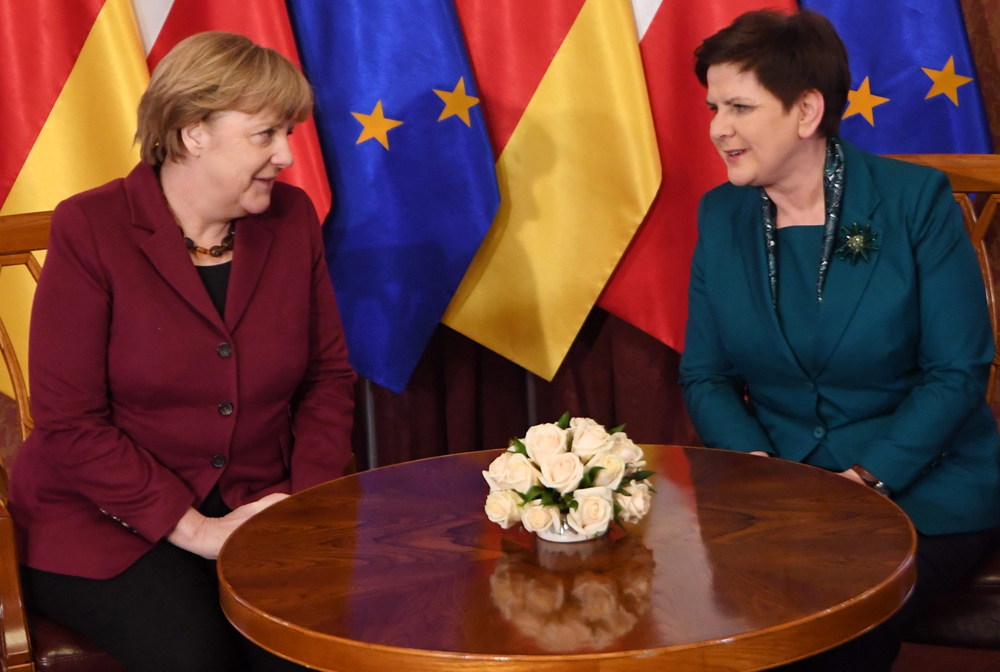 Polityka niemiecka PiS: zawracanie Szprewy kijem
