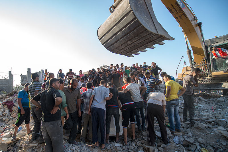 Gaza reconstruction: The new Israeli strategy