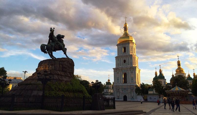 Le rude automne de l'Ukraine