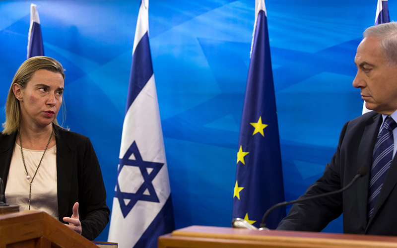 How to Revive EU Policy on the Israeli-Palestinian Conflict