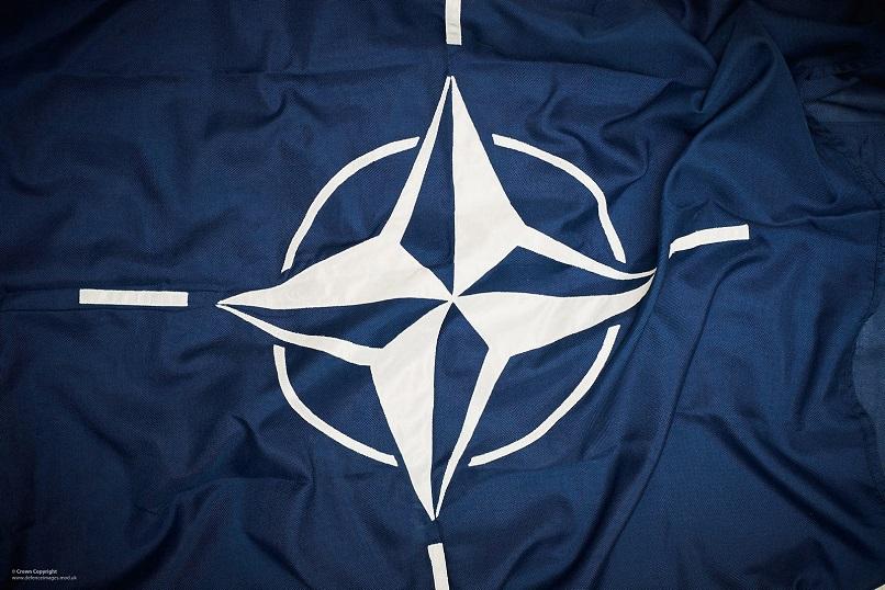 Nato Flag - Flickr / Defence Images