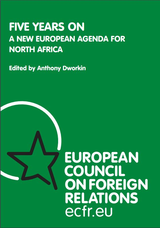 Cover: Five years on: A new European agenda for North Africa