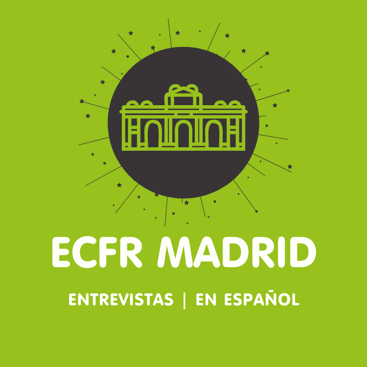 ECFR Madrid podcast cover