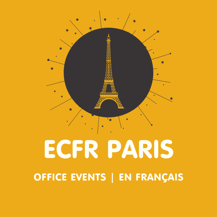 ECFR Paris podcast cover