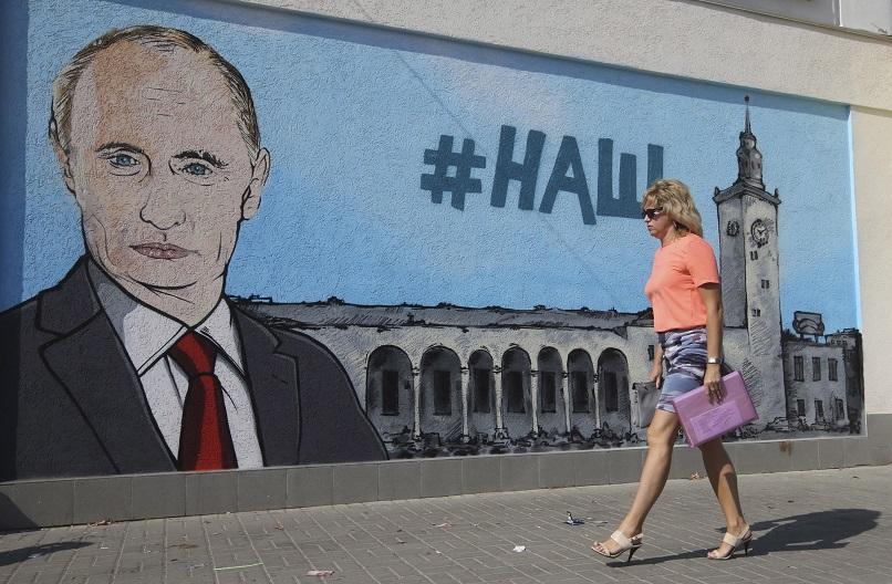 La Russie dans les zones grises