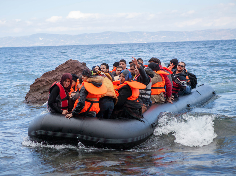Refugee crisis in Europe - Flickr / Ben White/ CAFOD