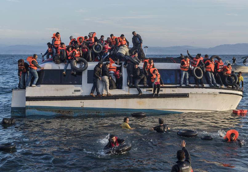 Sept tendances inquiétantes dans la crise européenne des réfugiés