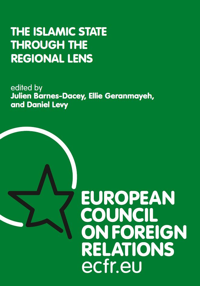 Cover: The Islamic State through the regional lens