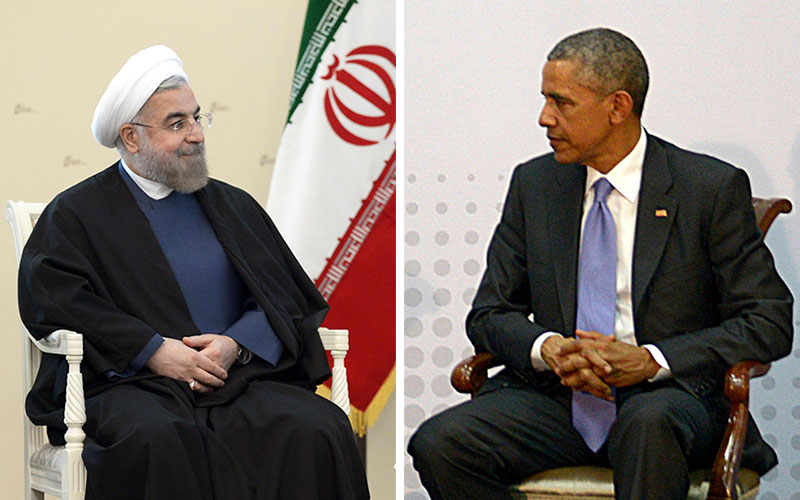 Two presidents and the Ayatollah