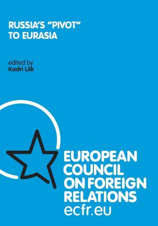 "Cover: Russia's ""pivot"" to Eurasia"